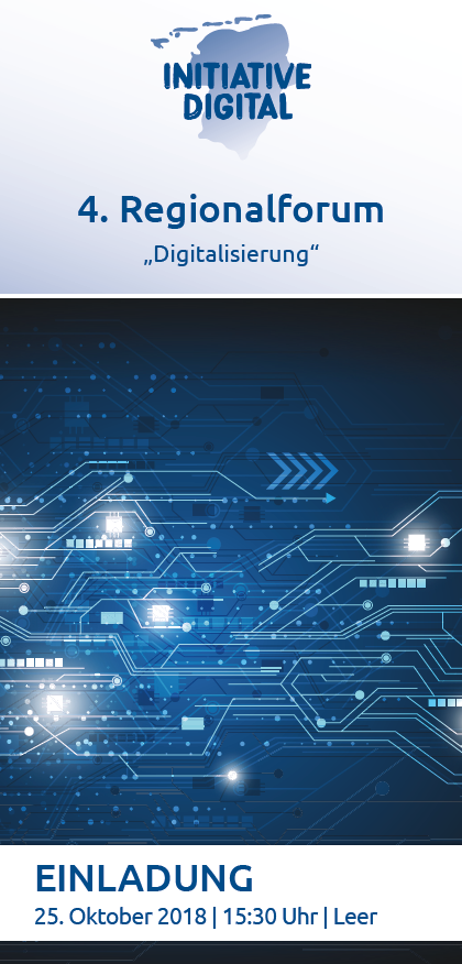 4. Regionalforum Digitalisierung